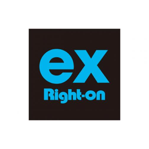 Right-on exのロゴ