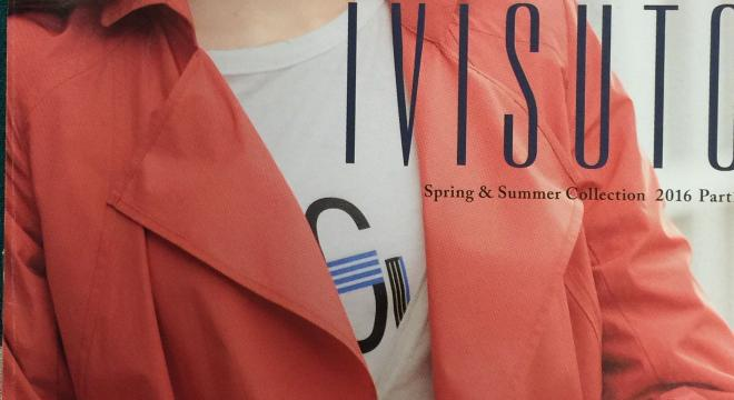 IVISUTO 16.SPRING,SUMMER COLLECTION